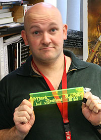 Mark Bedford - Horus Heresy Weekend - 2013