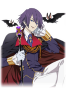 (Wicked Vampire) Saleh