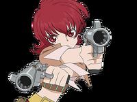 (Deadeye Gunner) Illia (Face)