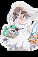 (Shooting Bride) Ayncia