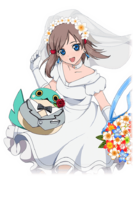 (Bashing Bride) Ayncia
