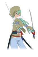 (Virtue's Twin Blades) Spada