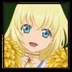 (Klutzy Cheerleader) Colette (Icon)