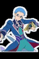 (Master of Gun and Blade) Hubert