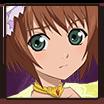 (Floral Fascinator) Rita (Icon)