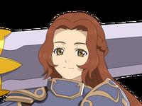 (Heavy Infantry) Fiorina (Face)