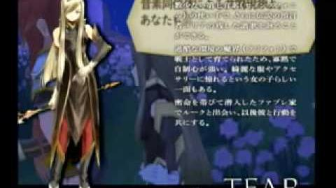 Tales of the Abyss early promo trailer