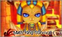 Math King Survival (Subtraction)