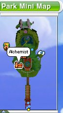 Park Alchemist Position