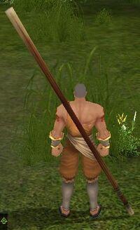 Jade Smash Staff screen