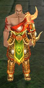 Buddha Vigor armor