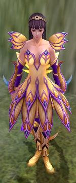 Lily armor
