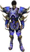 Demon Ruin armor