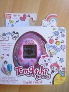 Tamagotchi friends pink