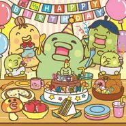 Kuchipatchi birthday