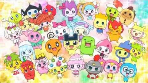Tamagotchi! Yume Kira Dream Theme Opening 1 (english subtitles)