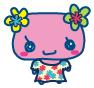Flowertchi flowery dress
