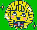 Pharaotchi happy