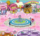 Swirly Sweet City