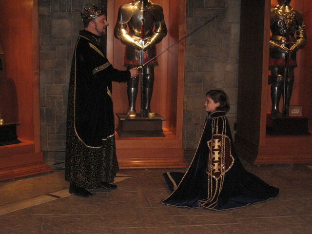 File:Me Being Knighted (in case you doubted my tale).jpg