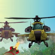 Heli attack duo