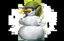Gift icon Snowman