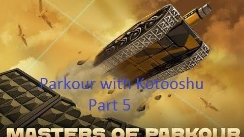 Tanki Online Parkour with Kotooshu Ep