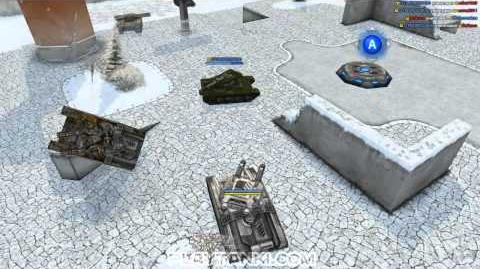 Tanki Online A guide to Control Points CP ENGLISH version