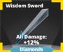 Wisdom sword