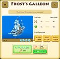 Frost's Galleon Tier 4