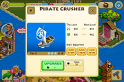 Pirate Crusher lv 3