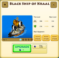 Black Ship of Kraal Tier 1