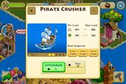 Pirate Crusher lv 7