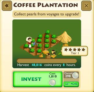 Coffee Plantation Faceplate