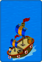 Rescue Drew's Cruiser 1