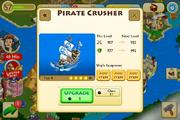 Pirate Crusher lv 9