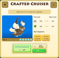 Crafted Cruiser Tier 5