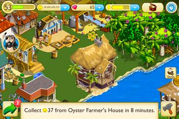 Oyster Farmer's House