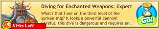 DivingForEnchantedWeaponsExpertQuest