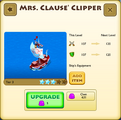 Mrs. Clause' Clipper Tier 3