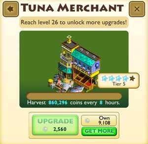 Tuna Merchant Faceplate