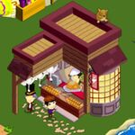 Poultry shop high tier