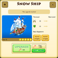 Snow Ship Tier 10