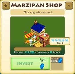 Marzipan Shop Faceplate