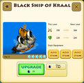 Black Ship of Kraal Tier 5