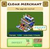 Cloak Merchant Tier 6