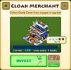 Cloak Merchant Tier 4