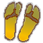 Craftitude ingredient sandals.png