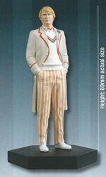 DWFC 34 Fifth Doctor figurine