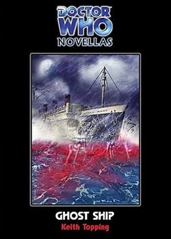 Ghost Ship paperbackcover